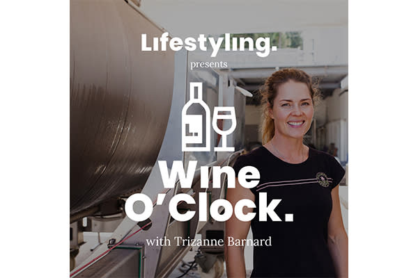 Contributor - Lifestyling: Wine o'clock with Trizanne Barnard