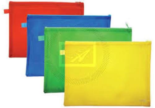 BOOK BAG PVC NEON