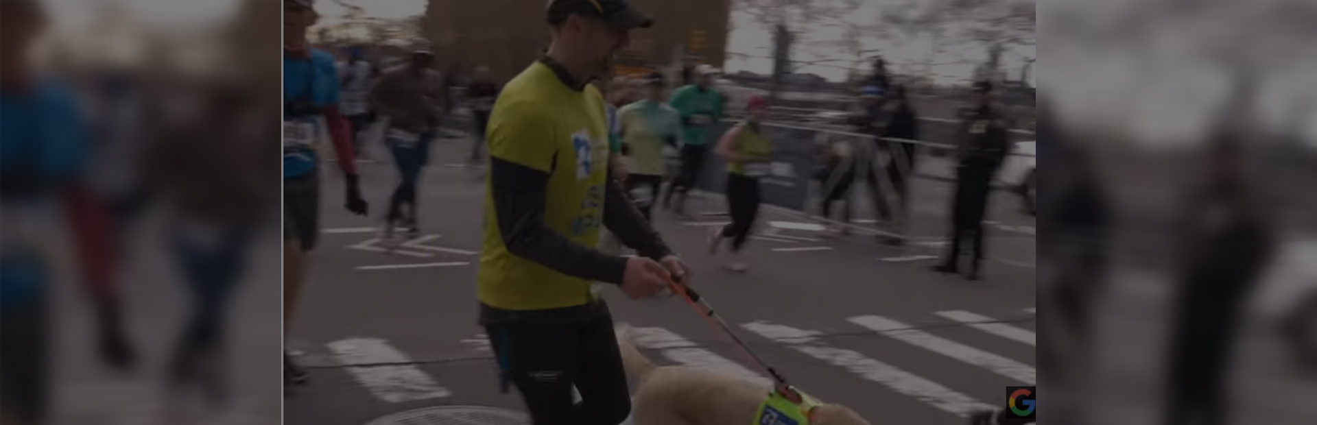 Project Guideline uses AI to help partially sighted runners navigate
