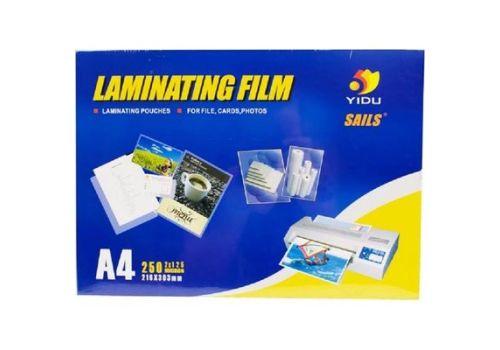 LAMINATING POUCHES A4 YIDU 250 MIC