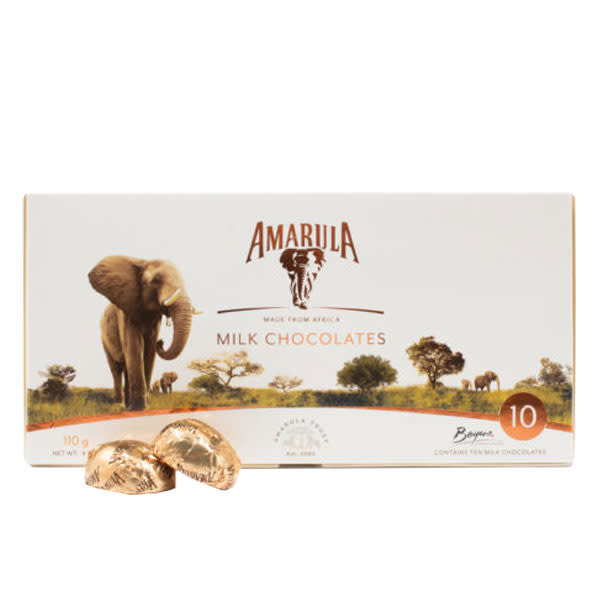 Amarula Milk Chocolate Gift Box (10 Piece)