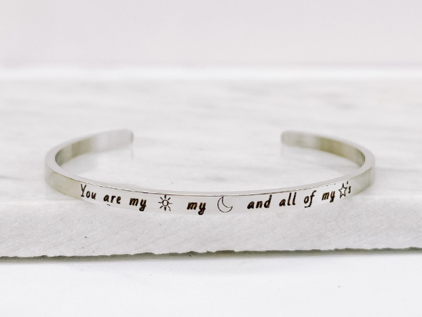 You Are My Sun - Samsara Bracelet