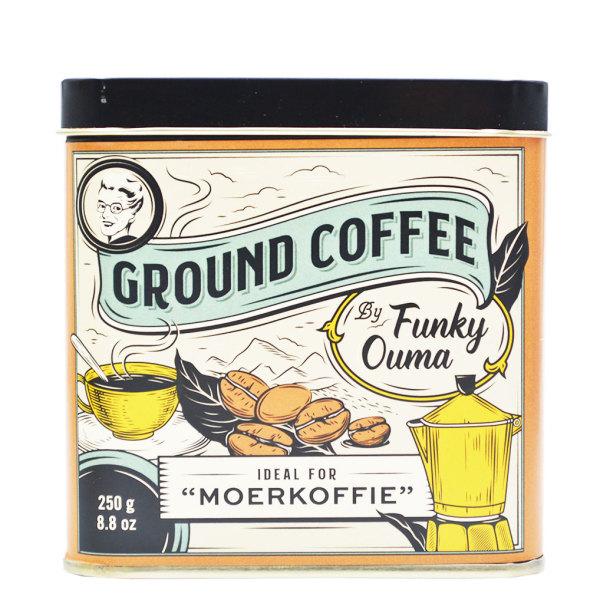 Funky Ouma - Ground Coffee (250g)