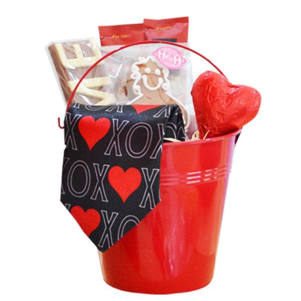 His Love Bucket
