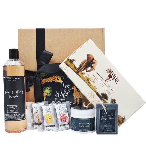 I'm Wild About You - Gents Gift Box