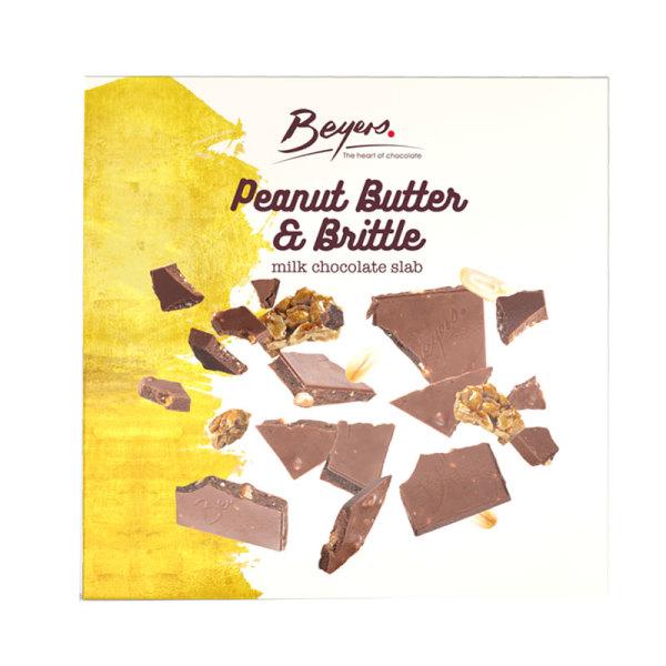 Peanut Butter & Brittle Slab (80g)