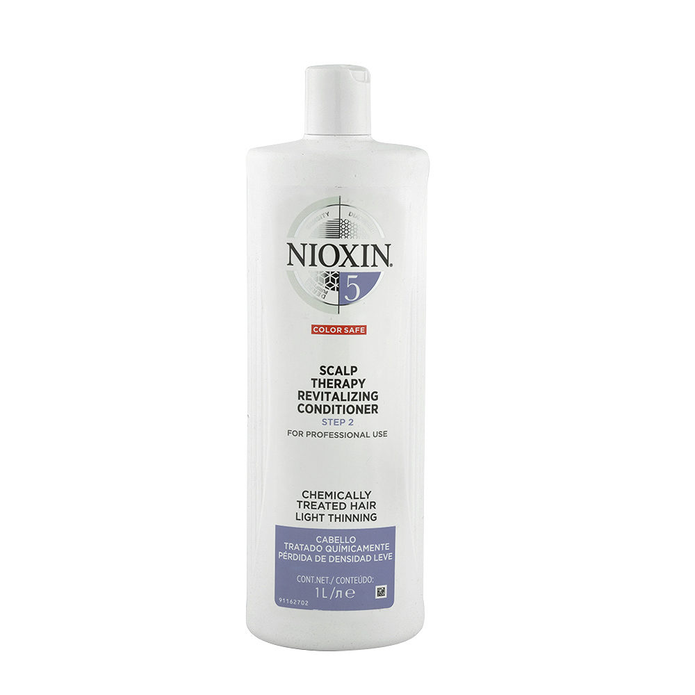 Nioxin System 5 Scalp Therapy Revitalizing Conditioner (300ml)