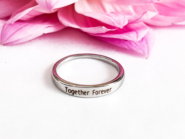 Stacker Ring - Together Forever
