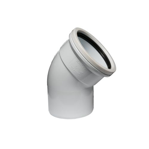 SB48 - 110mm 135° Plain Bend