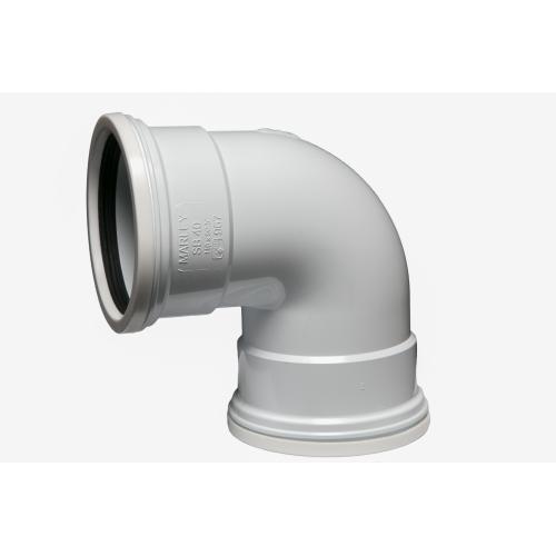 SB40 - 110mm 87.5° Plain Bend