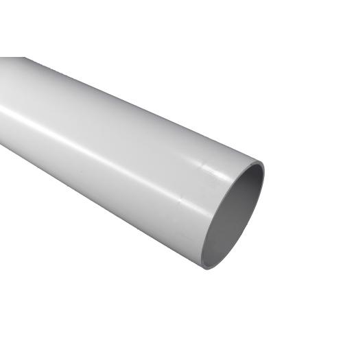 SL320 -  75mm Plain Pipe 4m