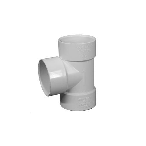 WTE40 -  87.5° E-Spec Plain Single Junction  Solvent Weld 40mm