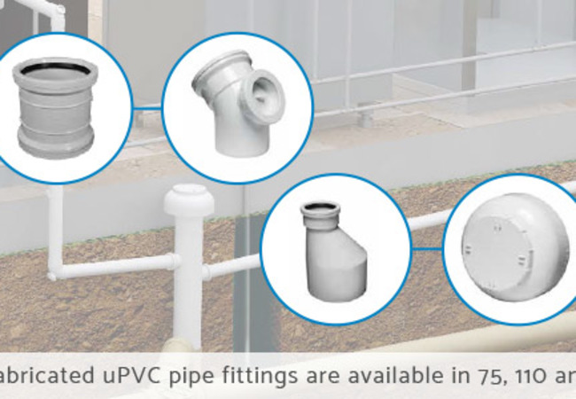 SOIL AND VENT SYSTEMS PRODUCT RANGE
