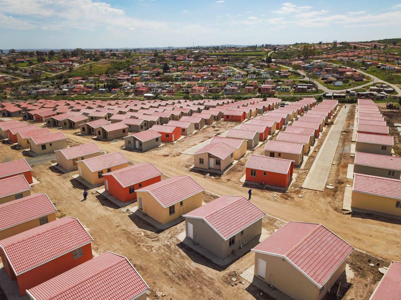Mdantsane Housing Project and Civil Services