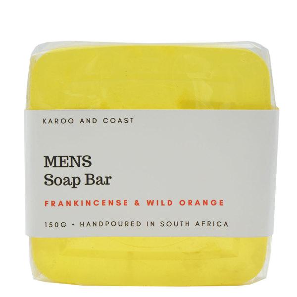 Karoo & Coast Mens Everyday Soap (150g)