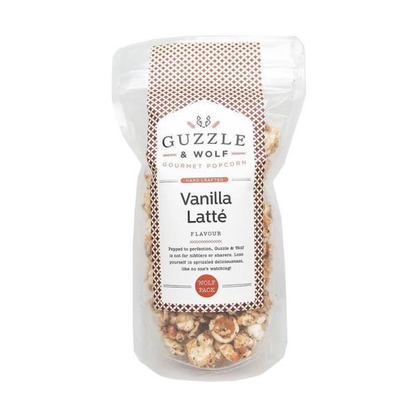 Vanilla Latte Gourmet Popcorn (115g)