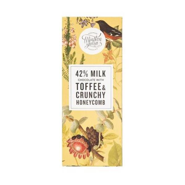 Toffee & Honeycomb Slab (75g)