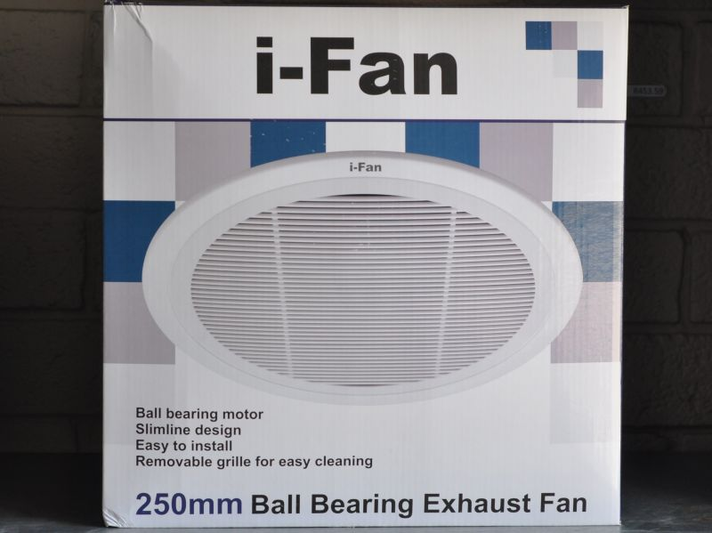 image of product Ball Bearing Exhaust Fan