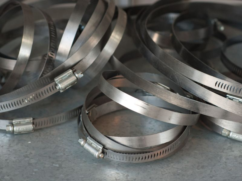image of product Galvanized Clamps
