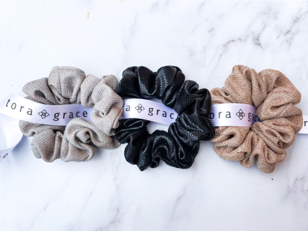 Matchy Matchy - Strong Women Scrunchy Trio