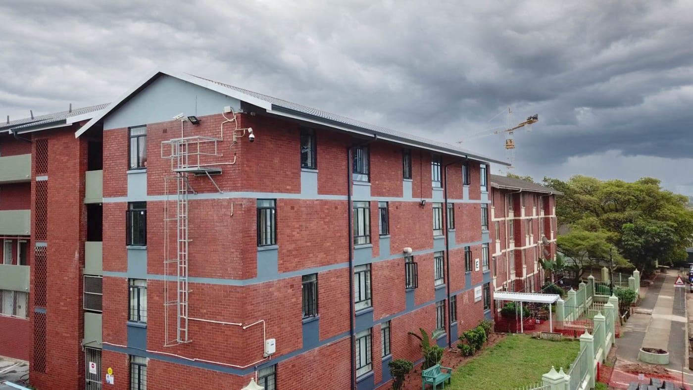Refurbishment of University owned Residence at the Durban University of Technology: Steve Biko Campus, KZN.