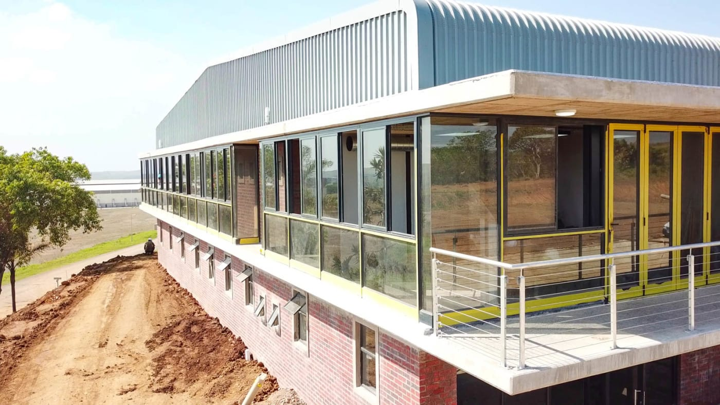 Construction of New Warehouse in Shakaskraal, KZN.