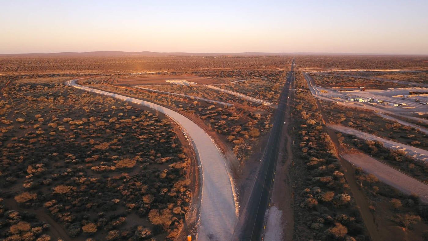 Mokala Road Diversion Hotazel