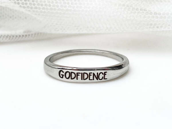 Stacker Ring - Godfidence