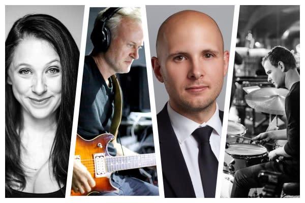 The Brazilian Jazz Quartet