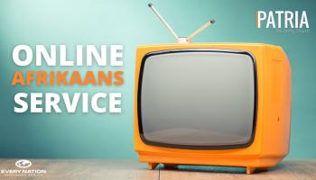 Online Afrikaans Diens // Week 24: (12-18 June)