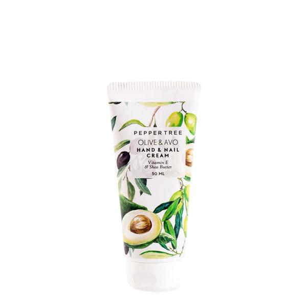 Olive & Avo Hand and Nail Cream (50ml)
