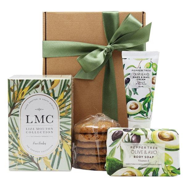 Olive & Avo Pamper Box