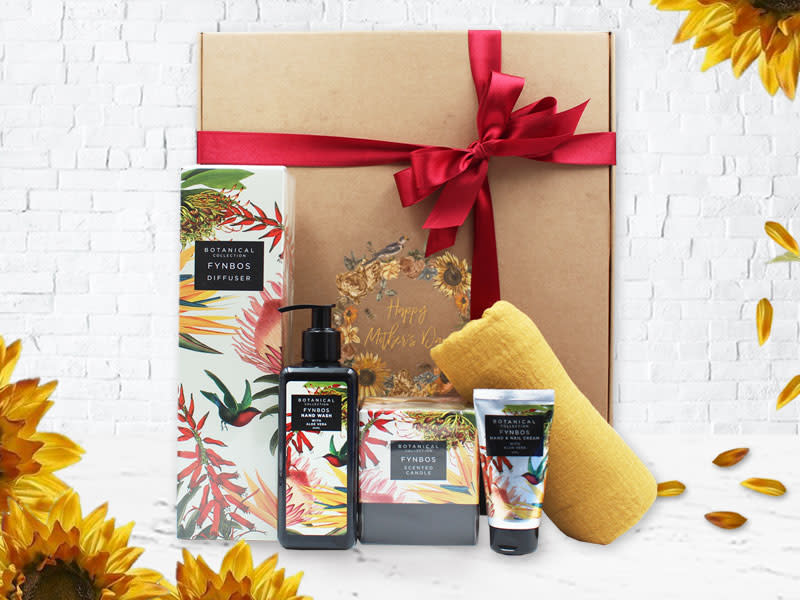 View our collection of<br> Mother's Day Hampers
