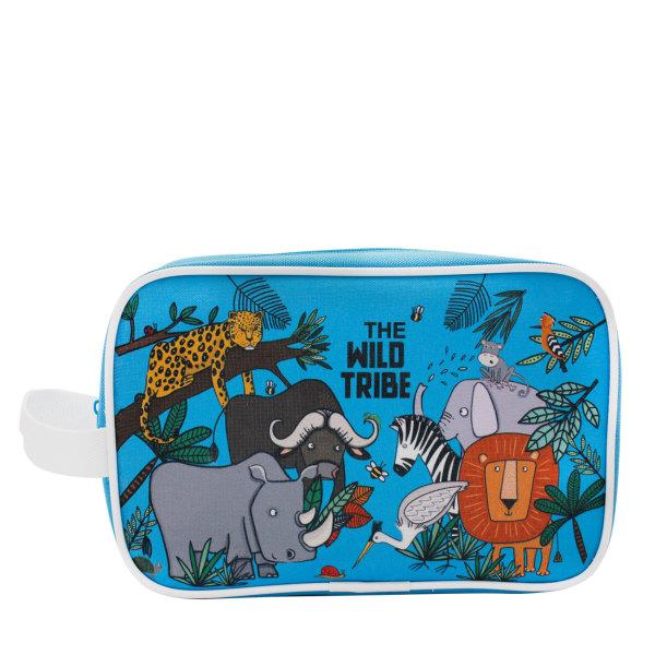 Wild Tribe Toiletry Bag