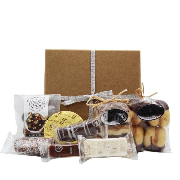 Sweet Shortbread Box