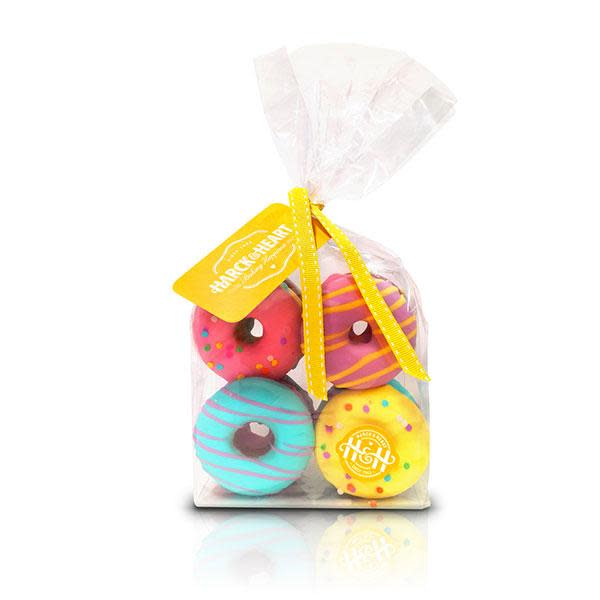 Gingerbread Donut Cookies (12)