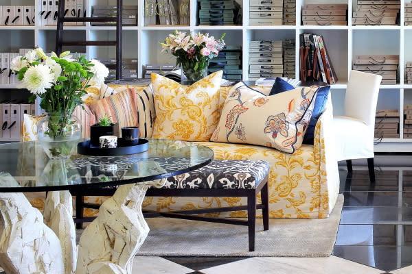 Exotic design fresh from St Leger & Viney