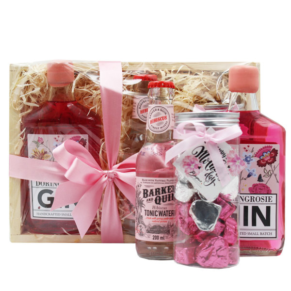 Pink Gin for Mom