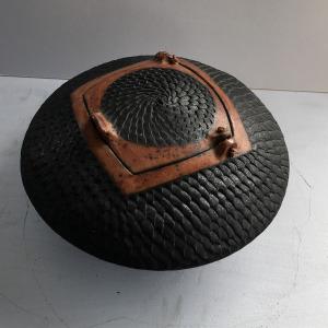 Dragon scales pot