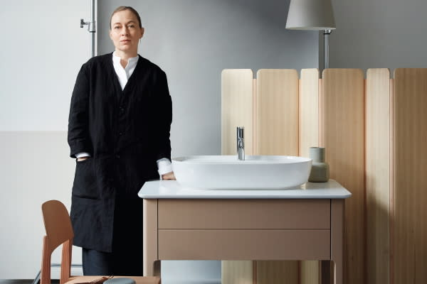 In love with Luv by Duravit