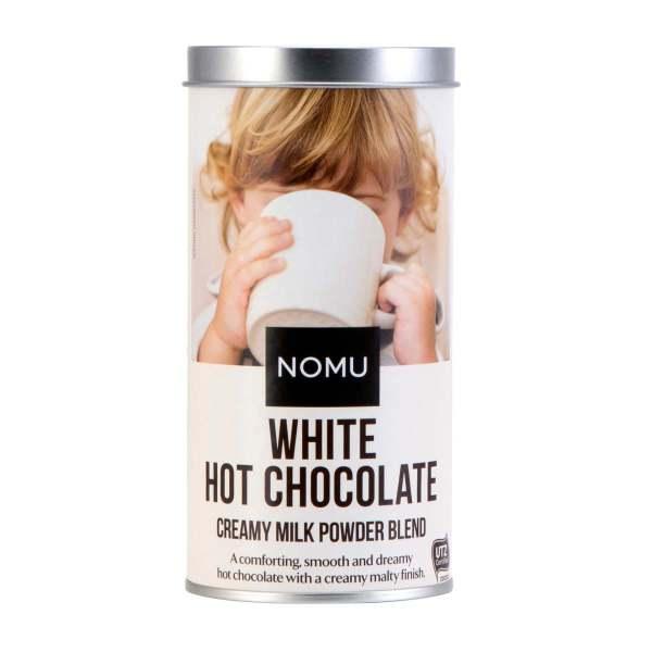 Nomu White Hot Chocolate (250g)