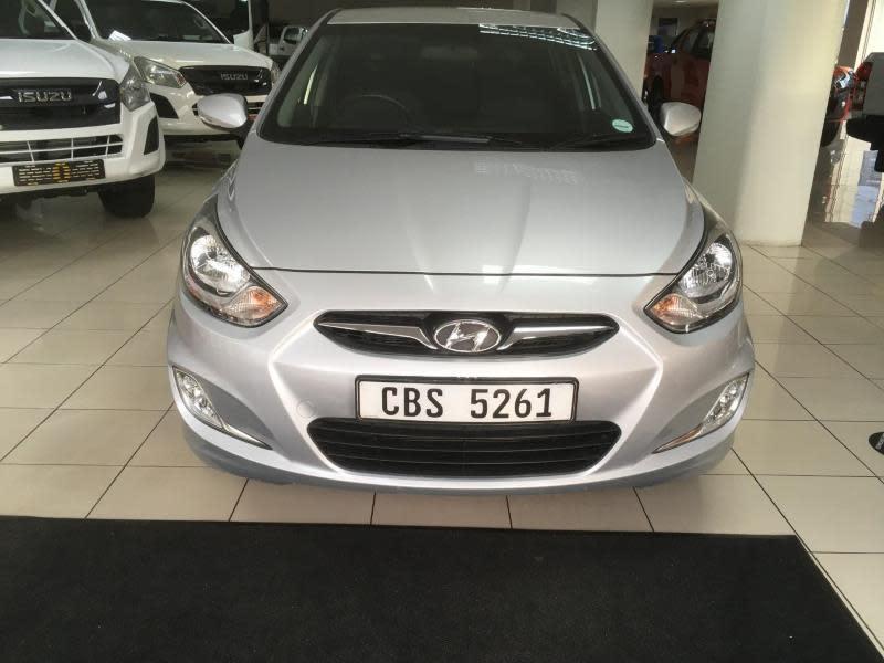 2015 Hyundai Accent Hatch 1.6 Fluid