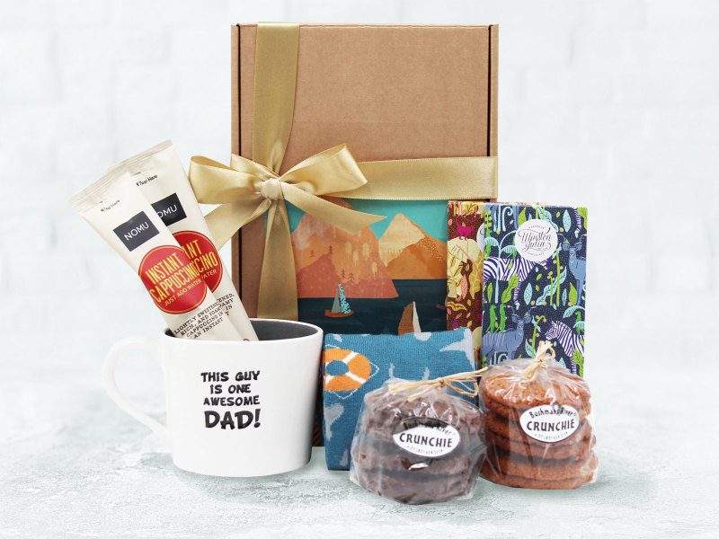 Spoil Dad this Father's Day - 20 June