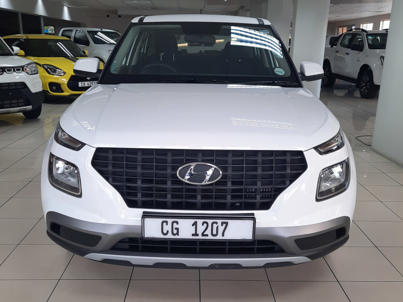 2020 Hyundai Venue 1.0T Motion