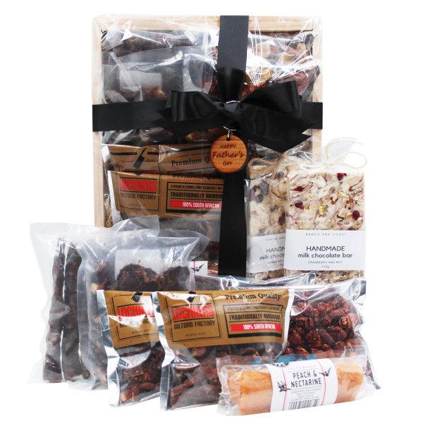 Handmade Biltong and Nut Box