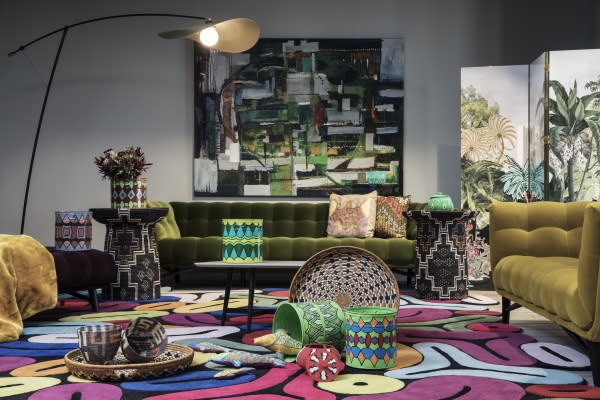 Welcome to Design Joburg Collective! Get your takkies on!