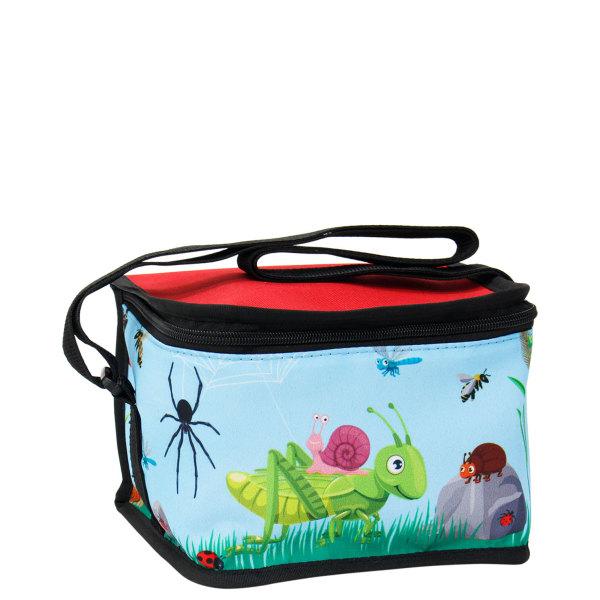 Backyard Bugs - Lunch Bag (Insulated Silver Lining)