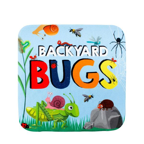 Backyard Bugs - Face Cloth
