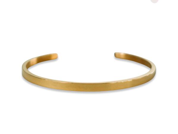 Samsara Stories Bracelet - Yellow Gold