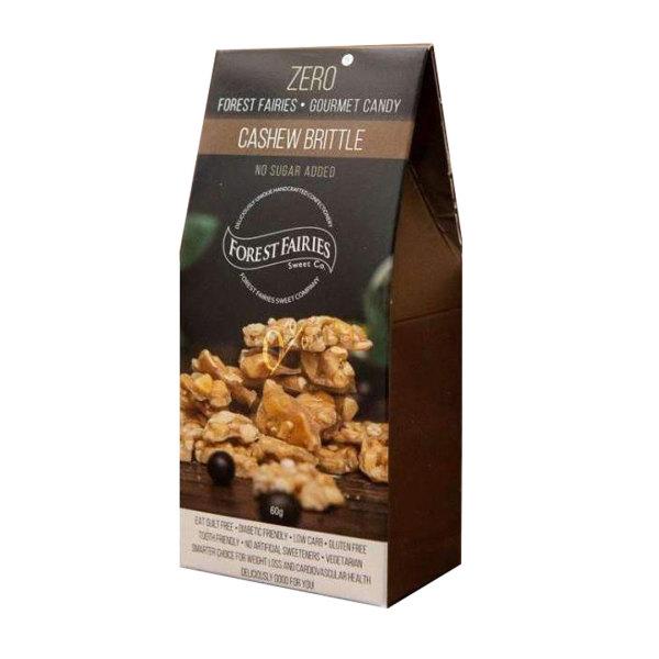 Sugar Free Cashew Brittle (60g)